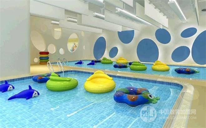 動動波嬰兒游泳館