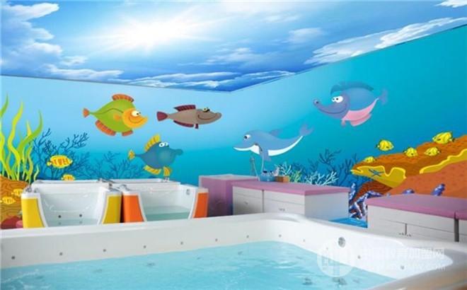 盈泰婴儿游泳馆