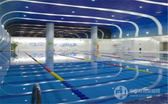 哈沃康體游泳