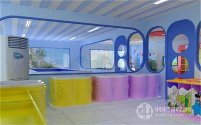 花朵兒嬰兒游泳館