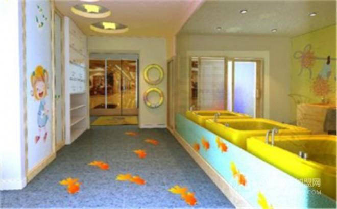 麦芽宝宝游泳体验馆