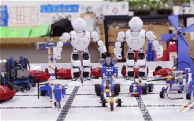 博涵机器人活动中心