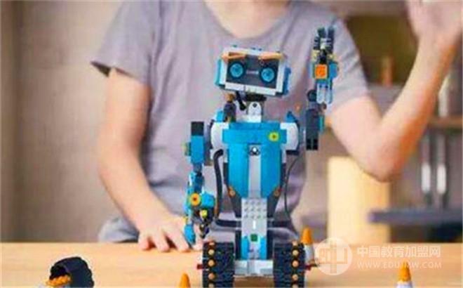 檬科技机器人编程教育