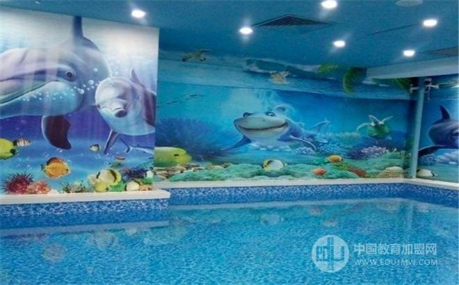 知水嬰兒游泳館