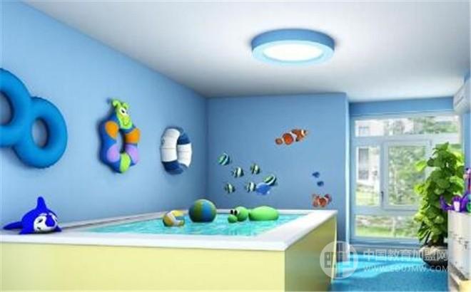 泉贝儿婴儿游泳馆